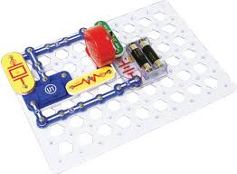 snap circuits lights electronics discovery kit snap circuits jr sc 100 electronics discovery kit technology for