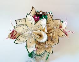 themed accessories themed wedding accessories ceremony reception decor paper flower