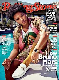 Bruno Mars Bruno Mars The Anxiety Of A Pop Perfectionist Rolling