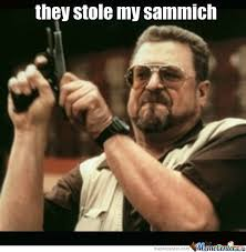 Sammich Meme - sammich by chris tremble meme center