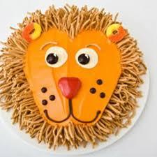birthday cake designs lion birthday cake design parenting