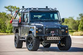 land rover 110 few things on earth are cooler than custom land rover defenders