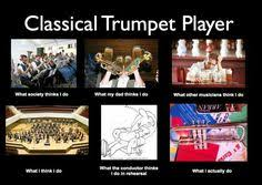 Trumpet Player Memes - um no the band geek in me pinterest humor