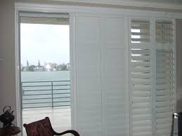 Sliding Plantation Shutters For Patio Doors Blinds Plantation Shutter Sliding Doors Patio Door With And