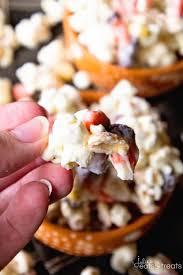 monster munch halloween snack mix julie u0027s eats u0026 treats