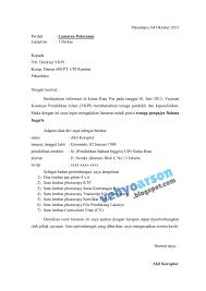 contoh surat lamaran kerja dengan cq contoh surat lamaran kerja terbaru saat ini