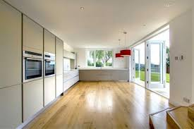 design best open kitchen country cabnte laminate wooden floor and