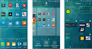 android print screen how to easily remove widgets from android phone