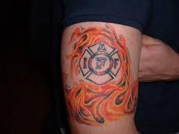 58 incredible flame tattoos