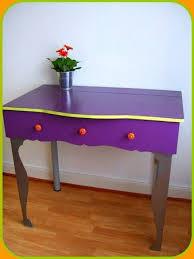 bureau violet bureau violet photo de p pour mon petit chez moi création