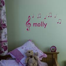 create your own vinyl stickers vinyl revolution personalised girl wall art