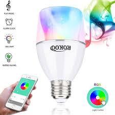 led light bulb speaker best 5 light bulb speakers review ensmartech