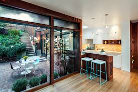 homes with interior courtyards 10 interior courtyards interiors kitchens and house
