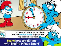 telling smurfs app store