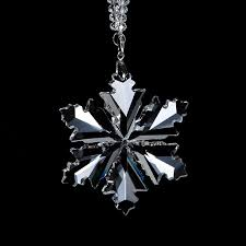gift transparent large snowflakes ornaments sun