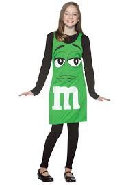 m m costume tween green m m costume kids costumes
