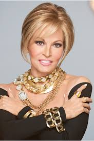 raquel welch short hairstyles short synthetic monofilament parted wig modernista by raquel welch