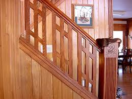 Contemporary Stair Rails And Banisters Wooden Stair Railing Home Improvement Inspiration Pinterest