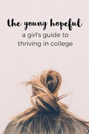 if you want to learn what it takes to truly thrive in college