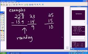 math rounding and compatible numbers lessons tes teach