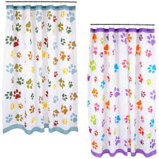 Rainforest Shower Curtain - paws galore shower curtain the animal rescue site