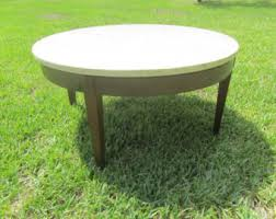 value of marble top tables vintage round wood art etsy