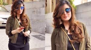 hairstyles for giving birth new mommy kareena kapoor khan gets a glamourous makeover see pic