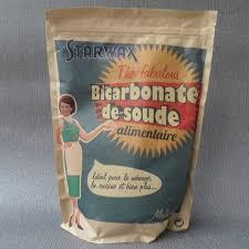 bicarbonate de soude en cuisine bicarbonate de soude alimentaire 1 kg starwax fabulous
