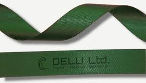 green satin ribbon satin ribbon delu ltd finest paper and fabric packaging designs