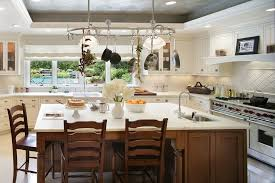 large island kitchen traditional with dark kitchen island