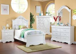 white twin bedroom set estrella bedroom collection paradise furniture