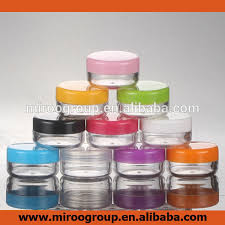 topcoat containers pot 50ml 50g uv gel pp nail polish container