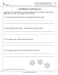 15 best images of first grade compound worksheets combining