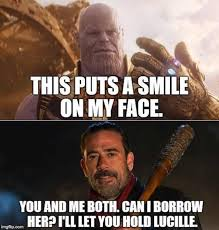 Film Major Meme - the 25 most hilarious thanos memes for real mcu fans best of comic