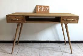 24 inch wide writing desk mid century desks antique furniture pertaining to computer desk