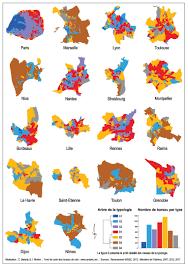 fermeture bureau de vote dijon l espace électoral des grandes villes françaises cairn info