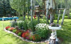 Sawtooth Botanical Garden World Class Sculptures And Whimsy Highlight Sawtooth Botanical
