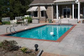 Pool Deck Drain With Removable Tops by Ask The Landscape Guy