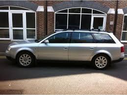 cheap audi a6 for sale uk used audi a6 2002 petrol 2 4 se 5dr auto estate silver automatic