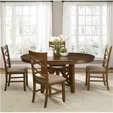 casual dining room tables applewood round to oval single pedestal dining table with 18 inch