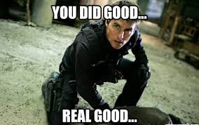 Impossible Meme - 8 memes on mission impossible franchise that will bring cheer to