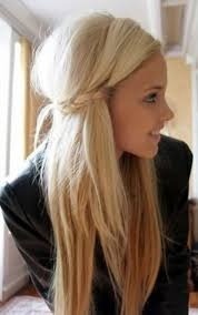 easy and cute hairstyles for long hair 3 cute easy summer