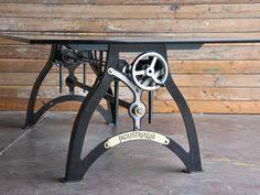 iron horse table base iron horse table base lockwood paper pinterest iron steel