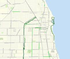 Chicago Street Map by Neighborhoods Evanston Wards And Precincts Evanston Now Chicago