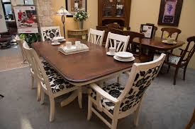 amish glazed rectangular pedestal table 4266d2 p2jj eb mooradians