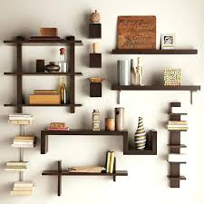 wood wall shelves decorative decorative shelving for walls