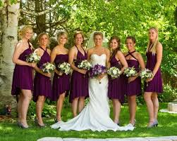 where to get bridesmaid dresses floral or pink green bridesmaid dresses for wedding