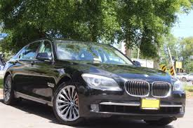bmw 7 series 2012 2012 used bmw 7 series 740li at auto outlet serving manassas