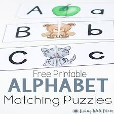 printable alphabet recognition games alphabet matching game worksheets homeshealth info