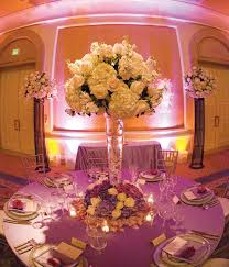 Hotel Flower Decoration Stunning Ballroom Weddings Bridalguide